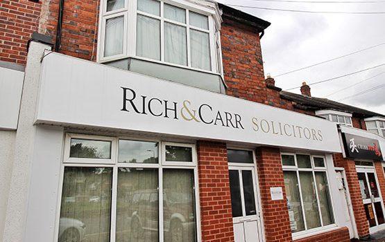 Rich & Carr Birstall